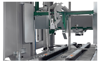 Box-closing machines with automatic flap closer
